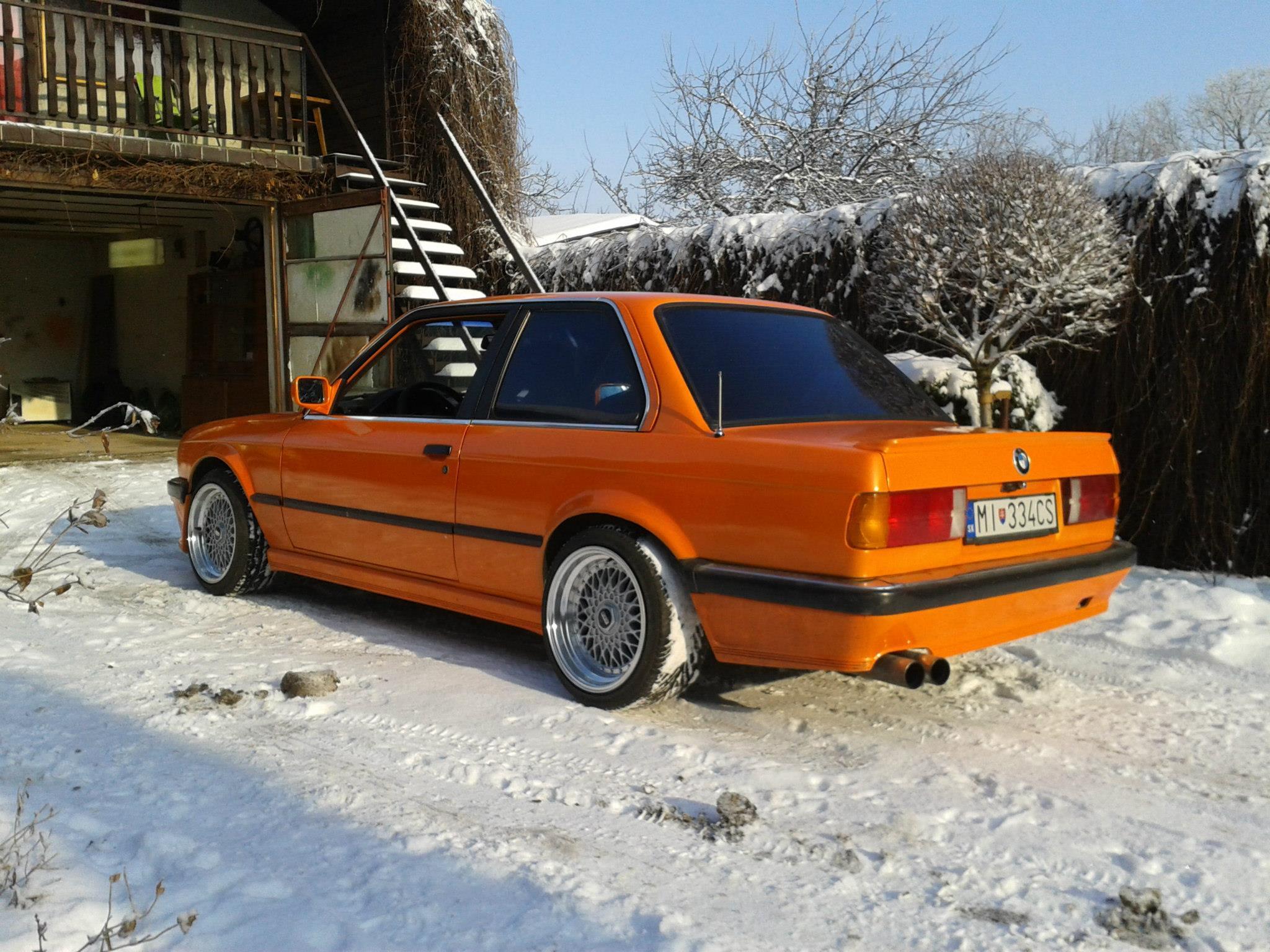 Www E30 6f Sk Diskusne Forum E30 330i Oranzova Trica
